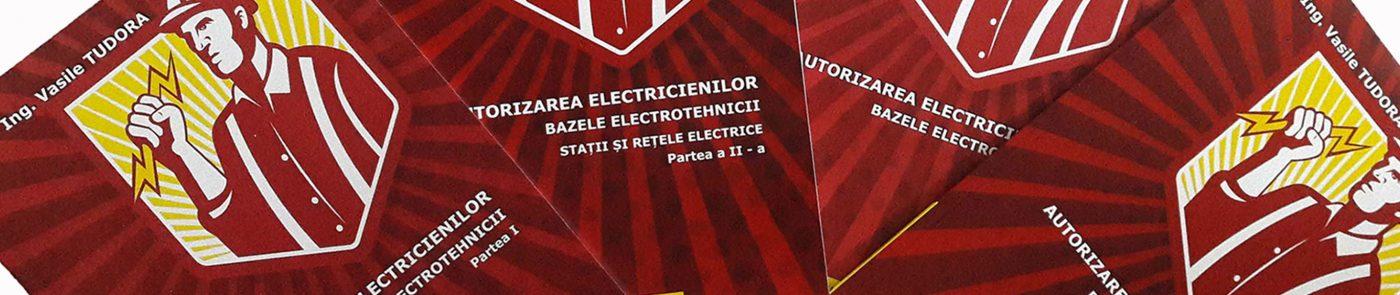 Lucrare Autorizare Electricieni